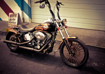 motorcycle store bobber