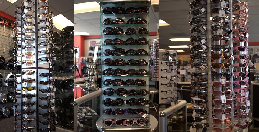 Eyewear - product page