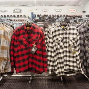 Kevlar motorcycle shirts