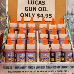 Lucas Gun oil