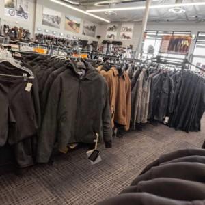 Leather shirts, Kevlar shirts