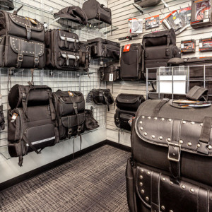 Travel bags: leather and ballistic nylon